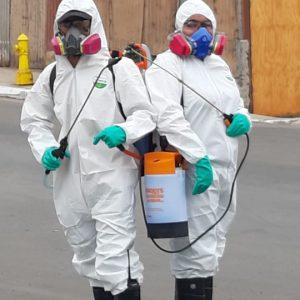 equipo de sanitizacion