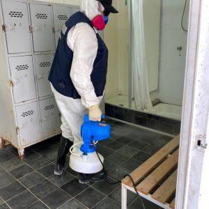 sanitizacion baños